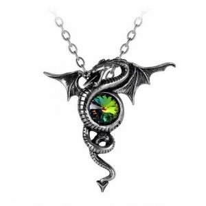 Pendentif Dragon Of Eternity Anguis Aeternus