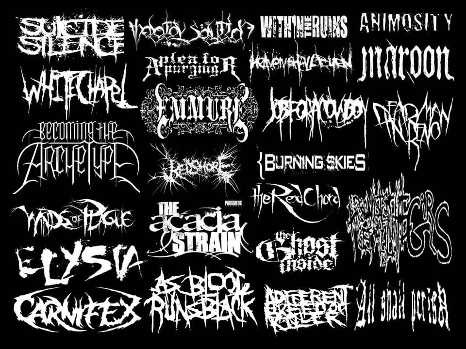 Deathcore Part I - Une Onde de Metal 10-11-20