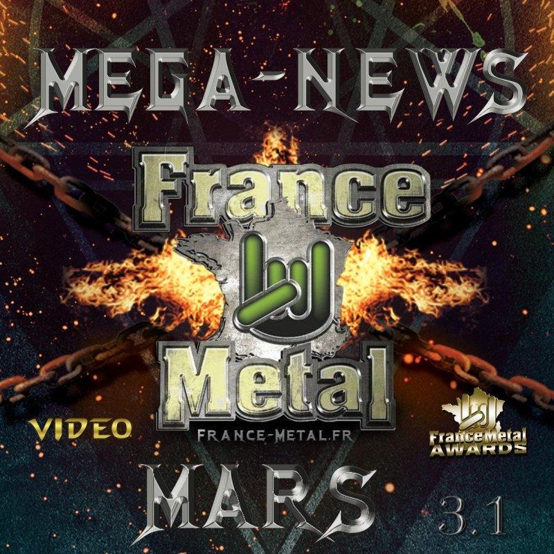 MEGA-NEWS – Mars 2020