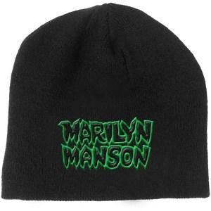 Bonnet Marilyn Manson Licence Officielle