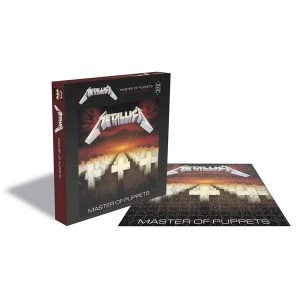 Puzzle Metallica Master Of Puppets Sous Licence