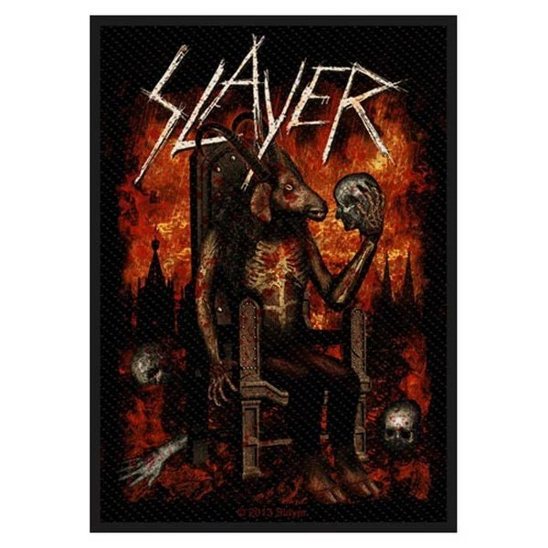 Patch Slayer Devil On Throne