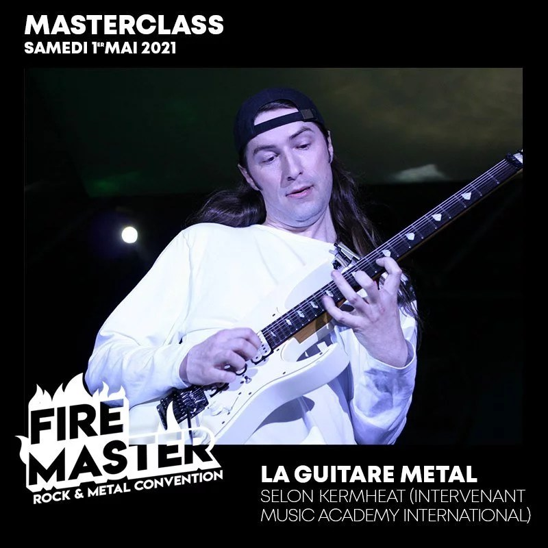 Atelier Booking - Masterclass FireMaster Convention