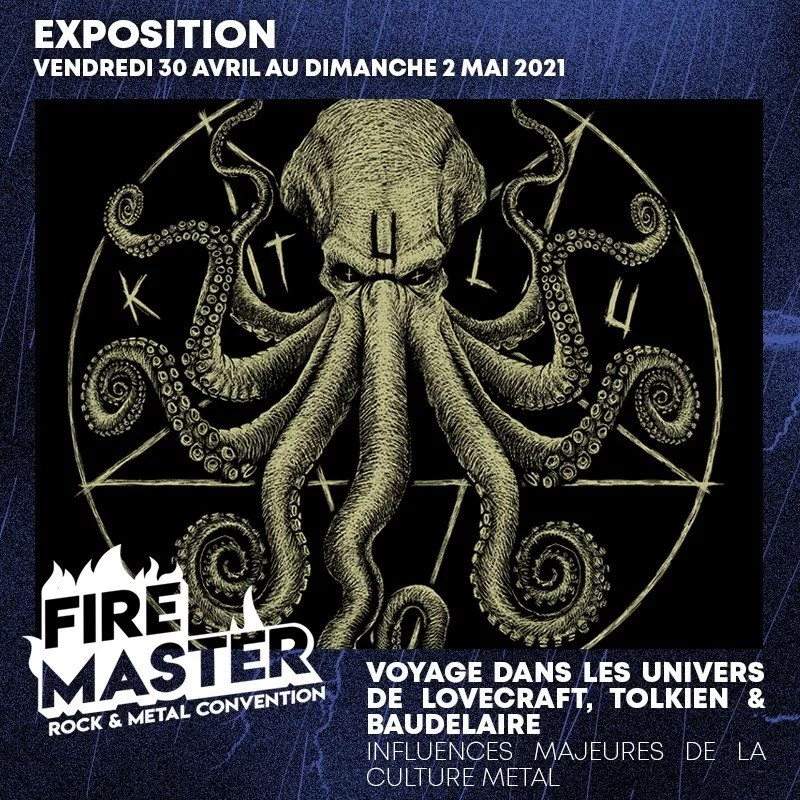 Exposition Market et Shop FireMaster Convention II