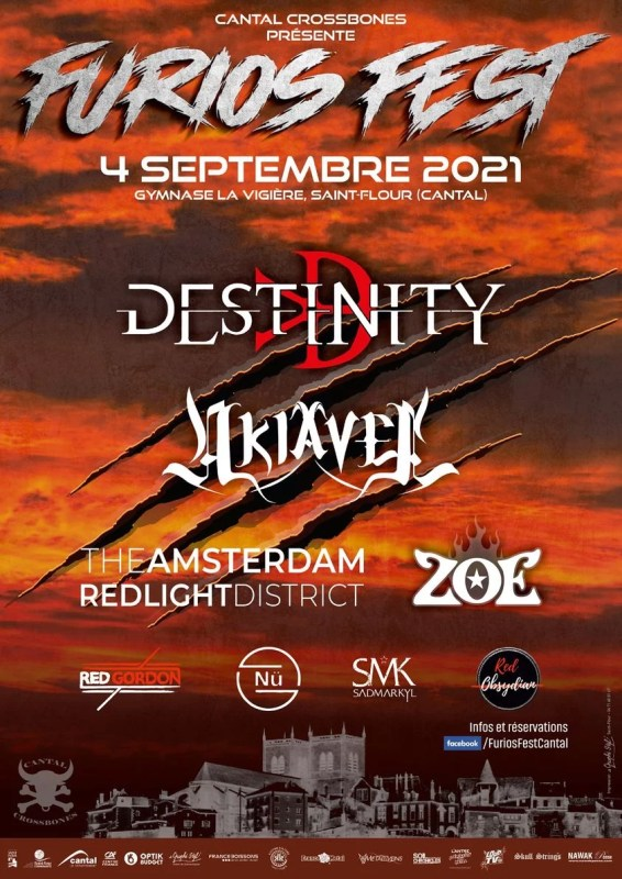 FuriosFest 4 Septembre 2021