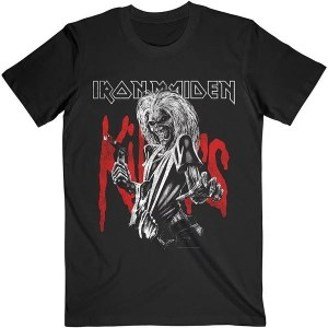 T shirt Iron Maiden Killers Licence Officielle