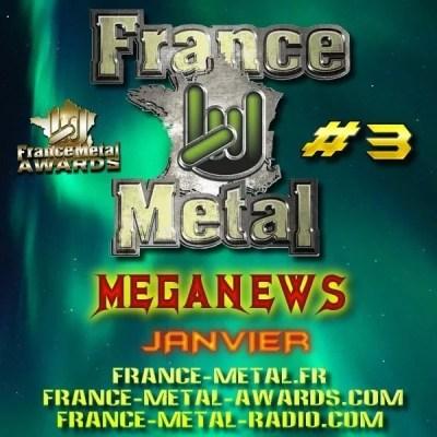 MEGA-NEWS 2021 N3- FRANCE METAL AWARDS 2021