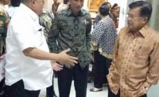 Permalink to Kepada Jokowi-JK, Alex : 2017, Sumsel Sudah Siap