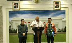 Permalink to Gubernur Alex Noerdin Hadiri Ratas Asian Games 2018 di Istana Negara Jakarta
