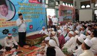 Permalink to Gubernur Sumsel Hadiri Haul Ke-6 Alm. KH. M. Zen Syukri