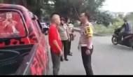 Permalink to Viral ! Ketua DPC PDIP Bima Marahi Polisi Yang Menilang Dirinya