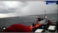 Permalink to Kapal Penumpang Tenggelam, 80 Orang Terjun Di Danau Toba
