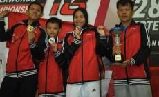 Permalink ke Membanggakan,  Tiga Atlet Taekwondo Muara Enim  Berjaya di Ajang Internasional