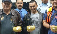 Permalink to TNI AU Temukan Narkoba 2,65 Kg Melintas di Bandara SMB II