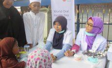 Permalink to Rumah Zakat Lakukan Pemeriksaan, Dalam Peringatan Hari Kesehatan Gigi Dan Mulut Di Dunia