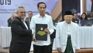 Permalink to KPU Tetapkan Jokowi – Ma'ruf Amin Jadi Presiden dan Wakil Presiden RI 2019-2024