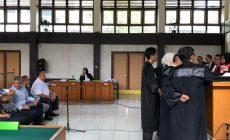 Permalink to JPU Lakukan Pembacaan Dakwaan, Terhadap 5 Terdakwa Komisioner KPU Palembang