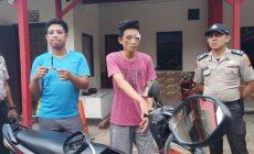 Permalink to Gara-Gara Judi Online dua Pelaku kini diringkus Polsek SU II Palembang