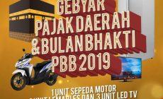 Permalink to Gebyar Pajak Daerah 2019 Akan dimeriahkan oleh Viola KDI