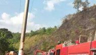 Permalink to Kemarau, Hutan di Bukit Tanjung Mulak Lahat Terbakar