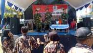 Permalink to Panggung Musik Dangdut Juga Semarakan Penutupan TMMD Kalikondang