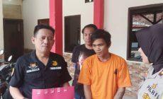 Permalink to Polsek SU II Palembang Bekuk Kurir Narkoba