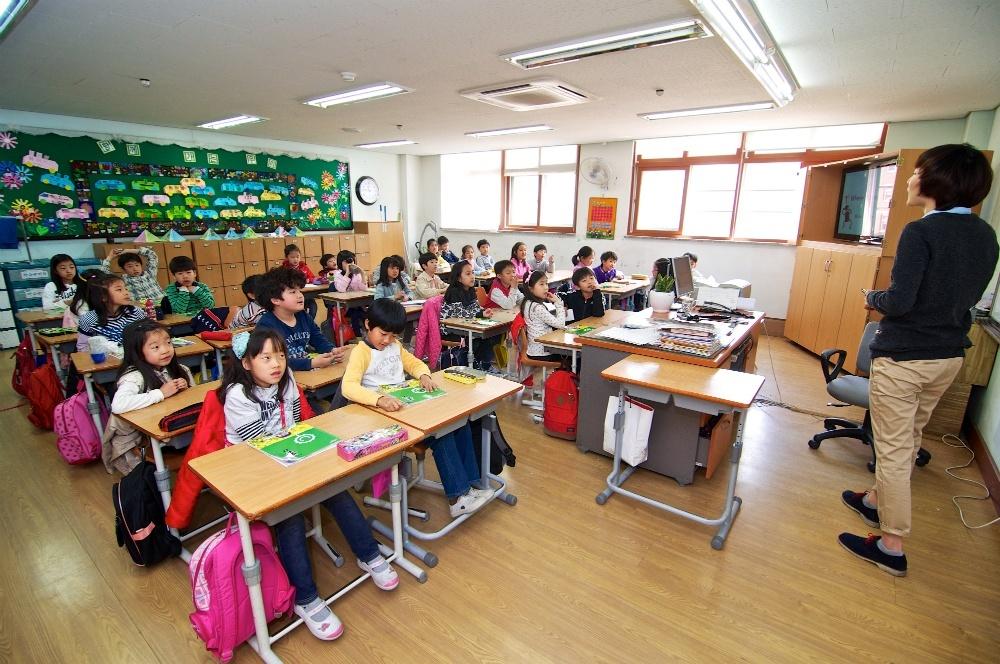 korean-classroom