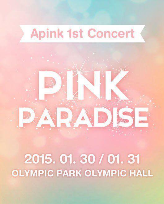 """Apink """"Pink Paradise"""""""