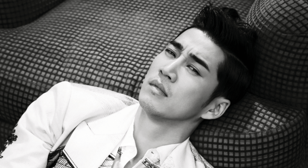 Yoon Kye Sang for Esquire Magazine