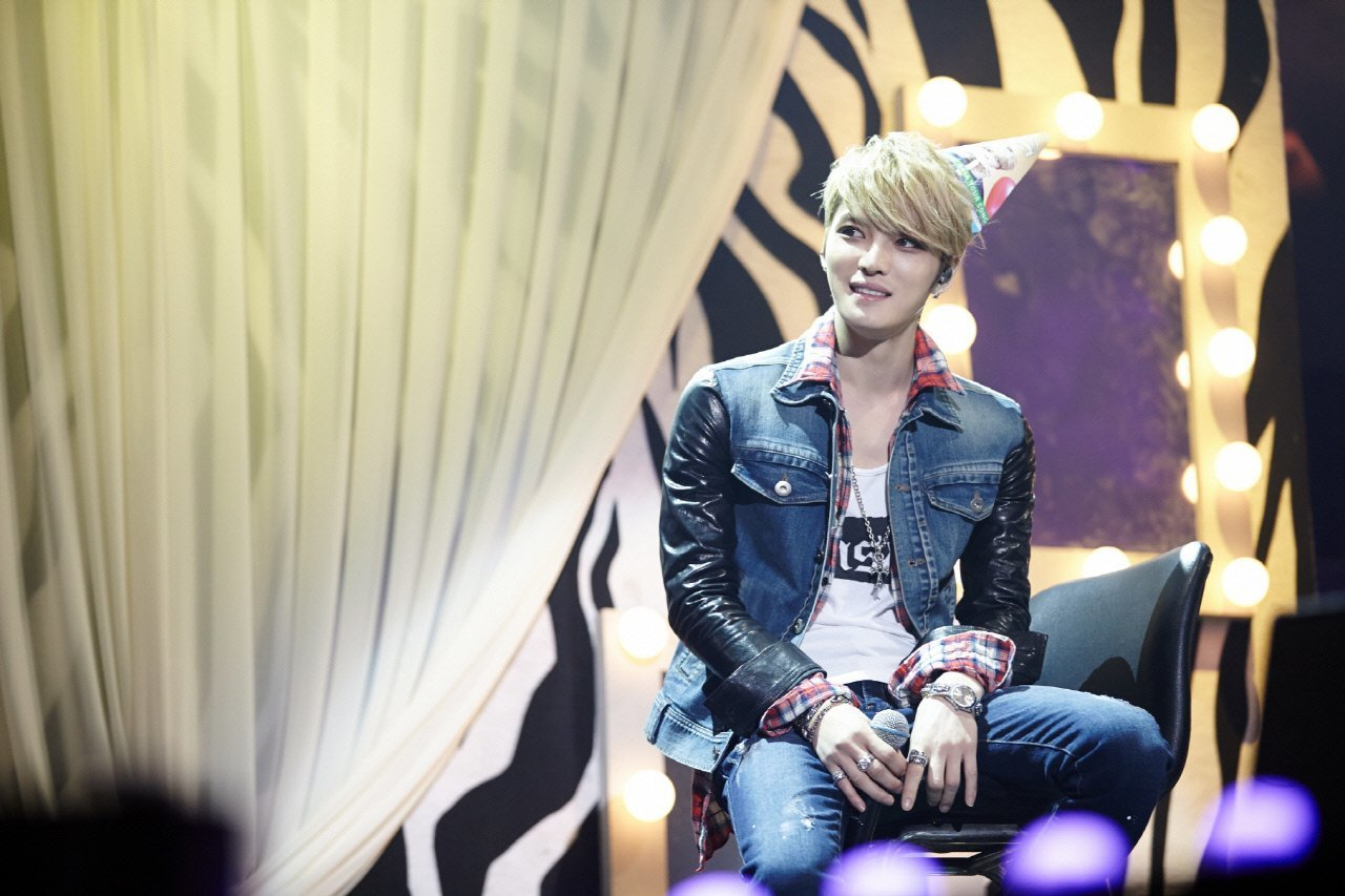 Kim Jae Joong's upcoming birthday