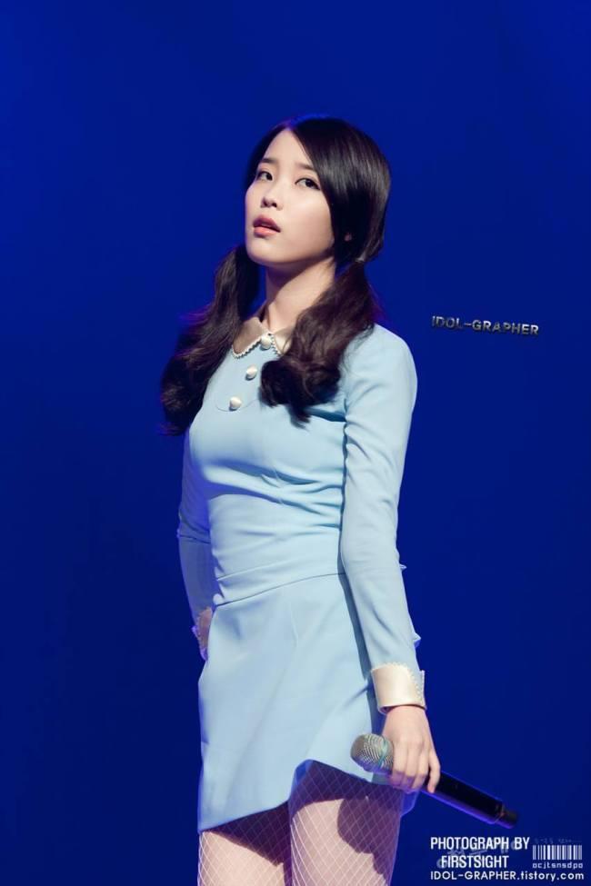 Sexy korean idols iu suzy krystal yoona - 3 part 3