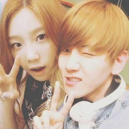 Netizens rave over Baekhyun and Taeyeon's couple photos