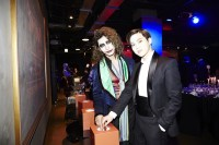 label sm halloween party