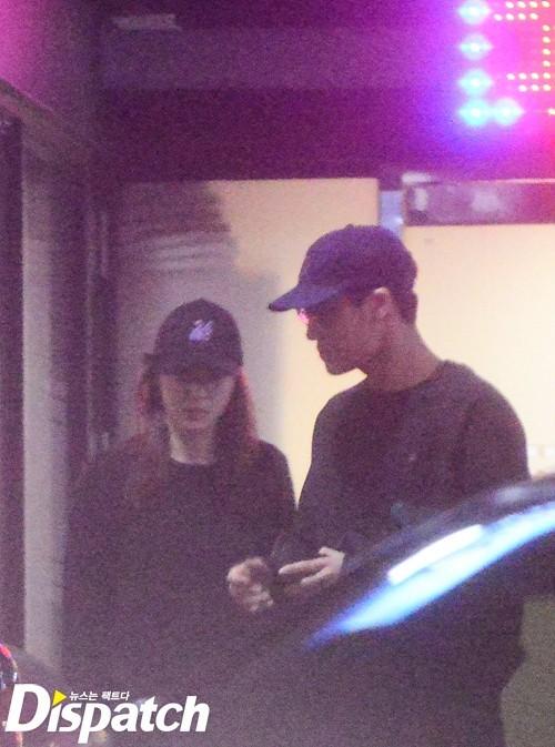 20160401093201 lhj 4464 99 20160401102104 » Sepulang Dari Jakarta, Kai 'EXO' Sempat Kencan Dengan Krystal 'f(x)'