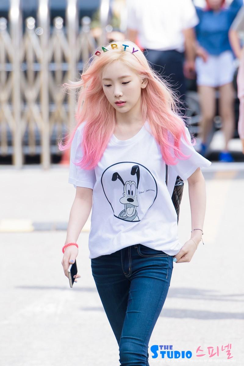 Female Idols Who Rocked Pink Hair Koreaboo