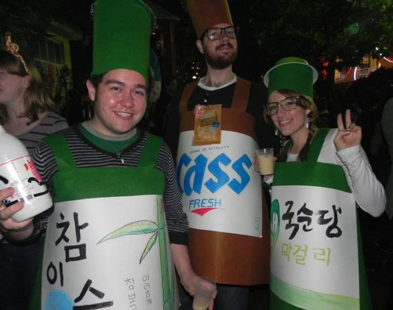 10 Of The Most Hilarious Halloween Costumes You Can Find In Korea