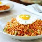 DSC 1097 2 150x150 1 - Kimchi Fried Rice (Kimchi Bokkeum Bap)