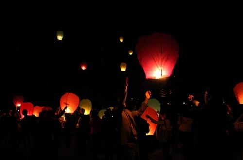 Festival des lucioles à muju (무주 반딧불축제)