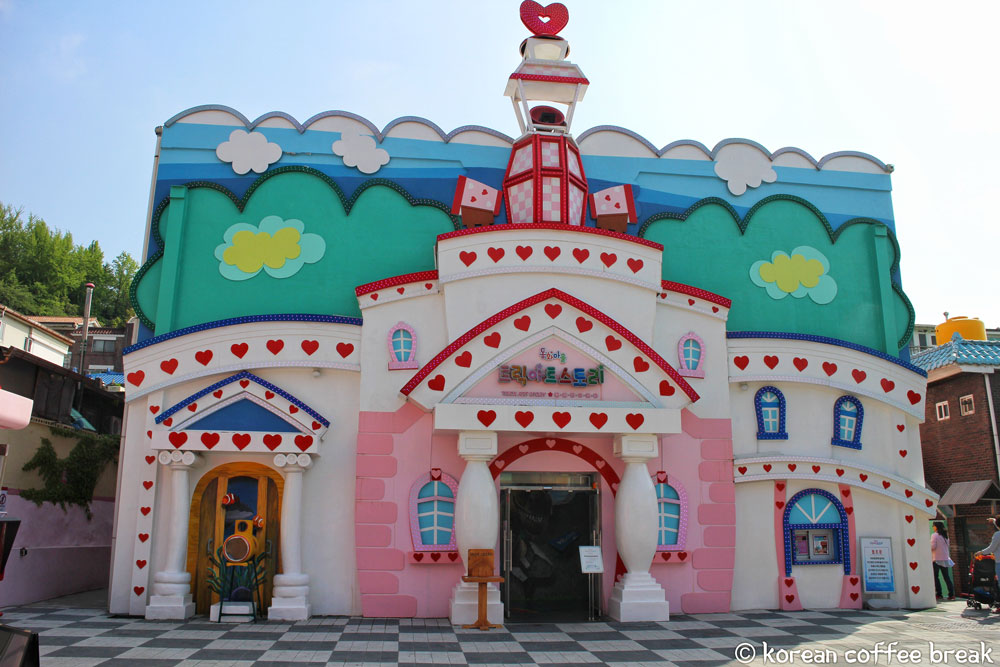 Songwoldong Fairy Tale Village