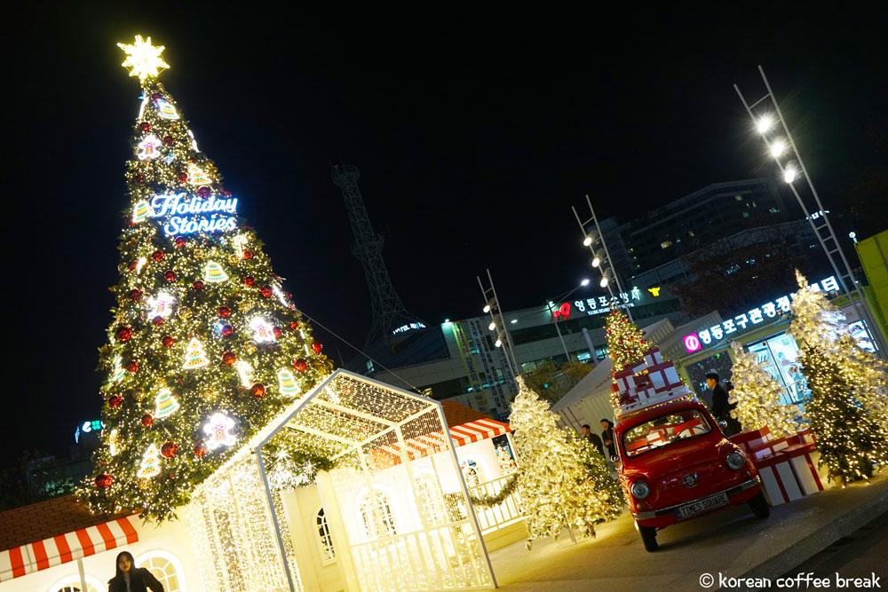 Noël en Corée du Sud