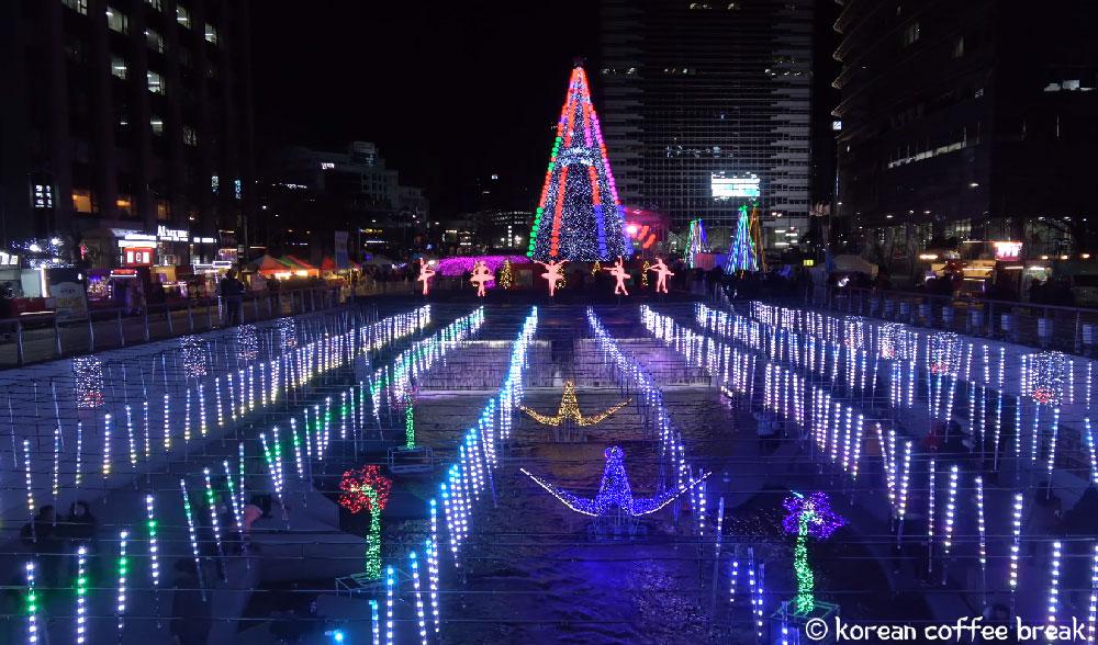 Seoul Christmas Festival :