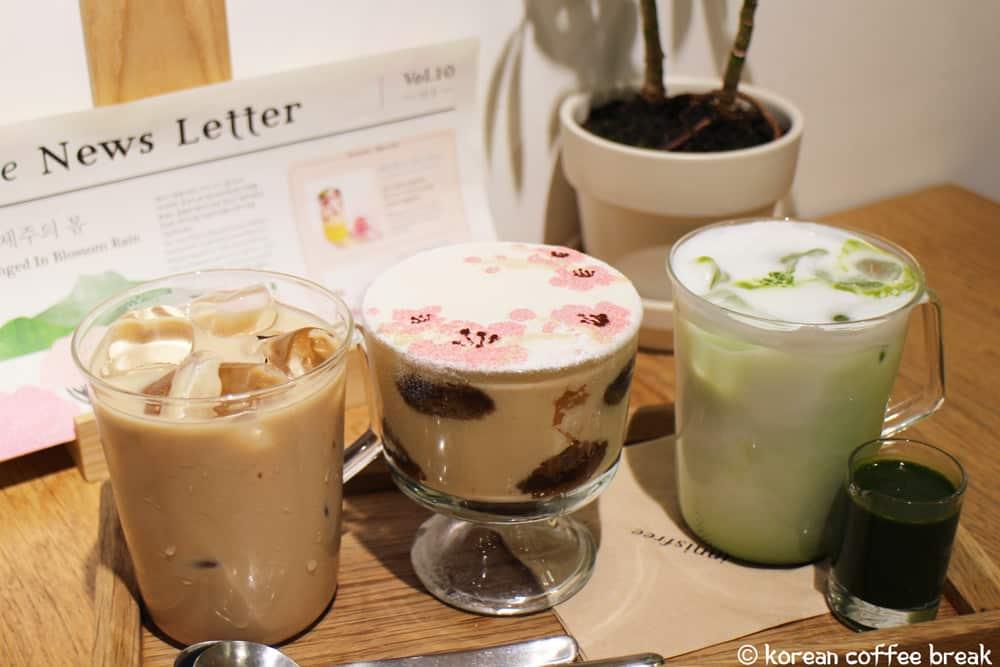 Innisfree Green Cafe