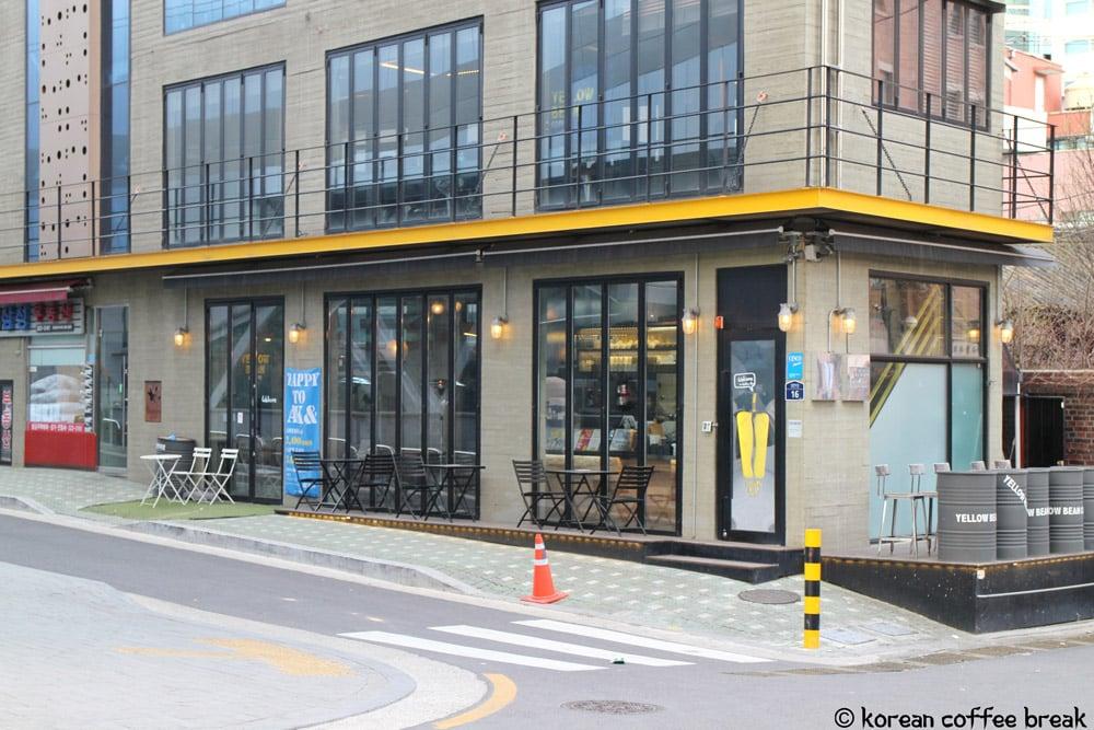 Yellow Bean Cafe