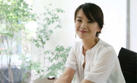 Chung Han-Ah, auteur du livre Un balcon sur la lune