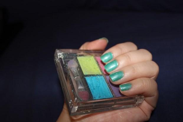 diy do it yourself nail polish matte