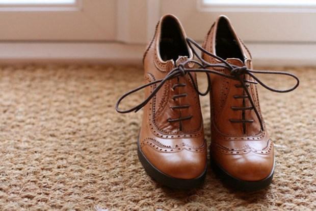 oxford shoes fashion