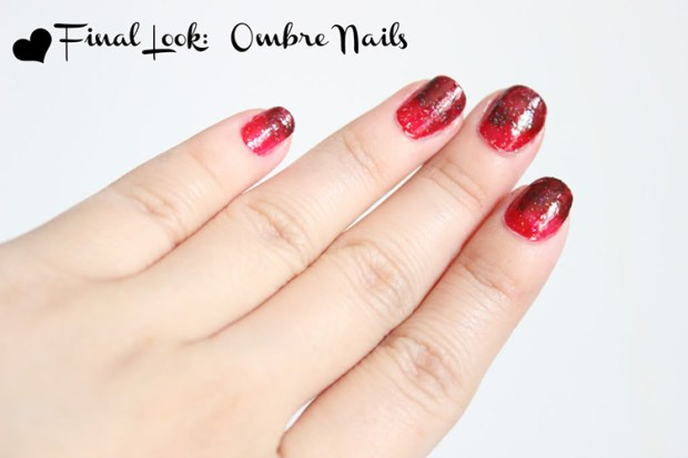 Do it Yourself Ombre Manicure