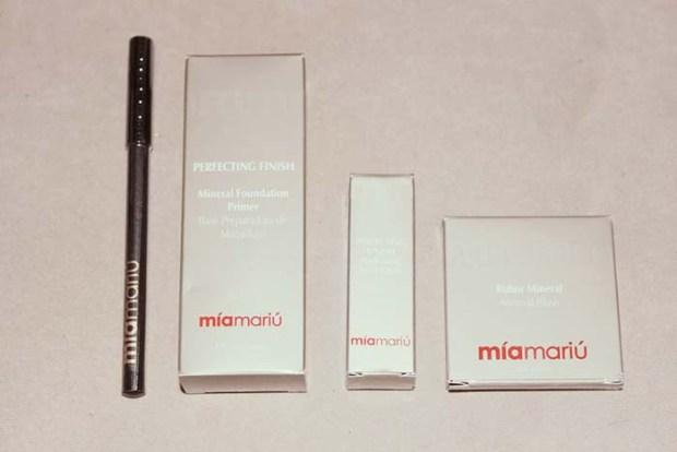 Mia Mariu Mineral Cosmetic