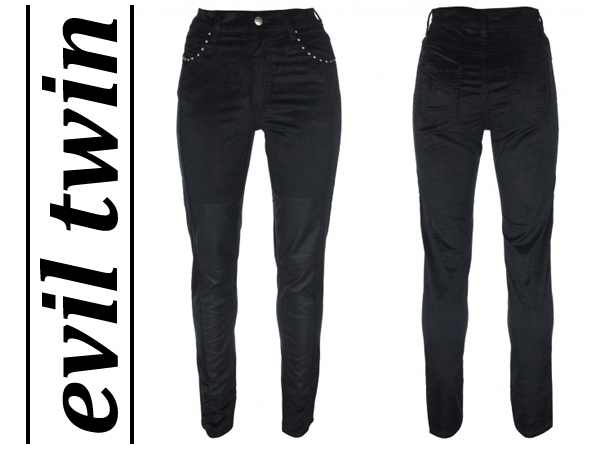 Evil Twin Skinny Jeans LookBible.com