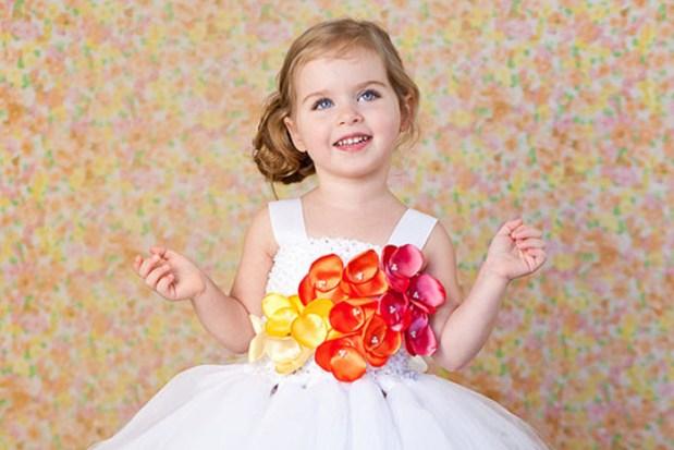 little girls pageant dresses